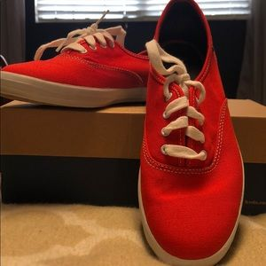 Red Champ Ox Keds